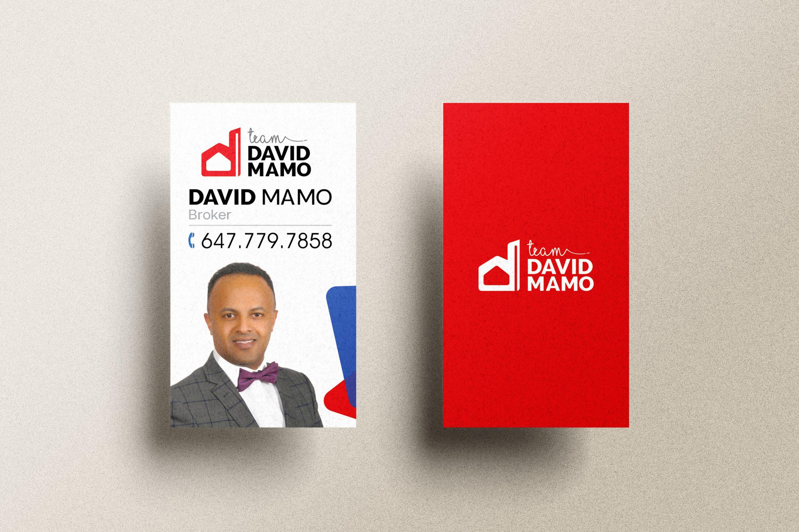 David Mamo